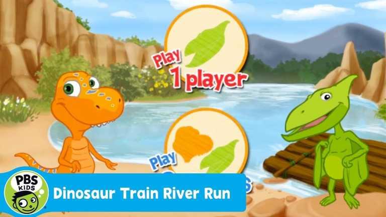 APPS & GAMES   River Run   PBS KIDS