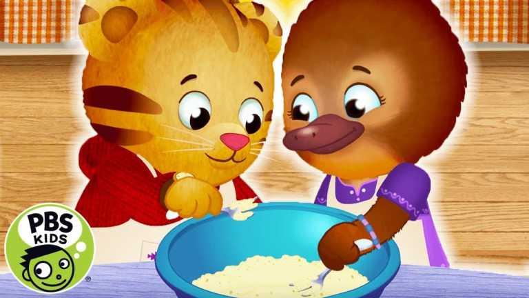 Daniel Tiger's Neighborhood   We're Baking Treats!   PBS KIDS