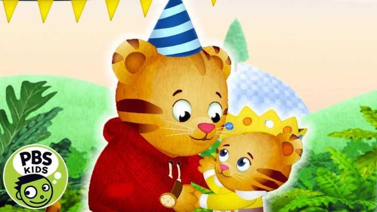 Daniel Tiger's Neighborhood   Happy Birthday Baby Margaret!   PBS KIDS