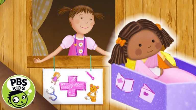 Pinkalicious & Peterrific | The Doll Hospital! | PBS KIDS