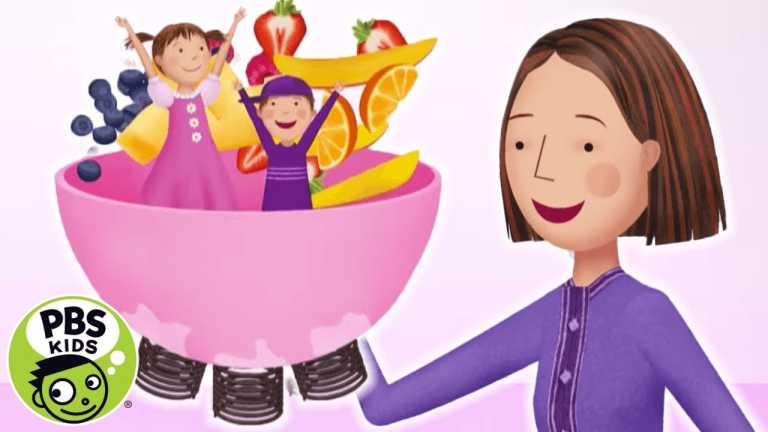Pinkalicious & Peterrific | Mommy's Springy Invention! | PBS KIDS