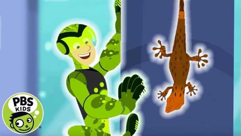Wild Kratts | Gecko Climbing Power! | PBS KIDS