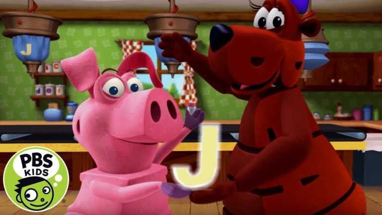 Word World | Hooray for the Letter J! | PBS KIDS