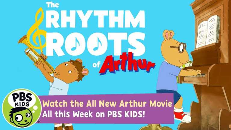 Arthur   New Arthur Movie!   PBS KIDS