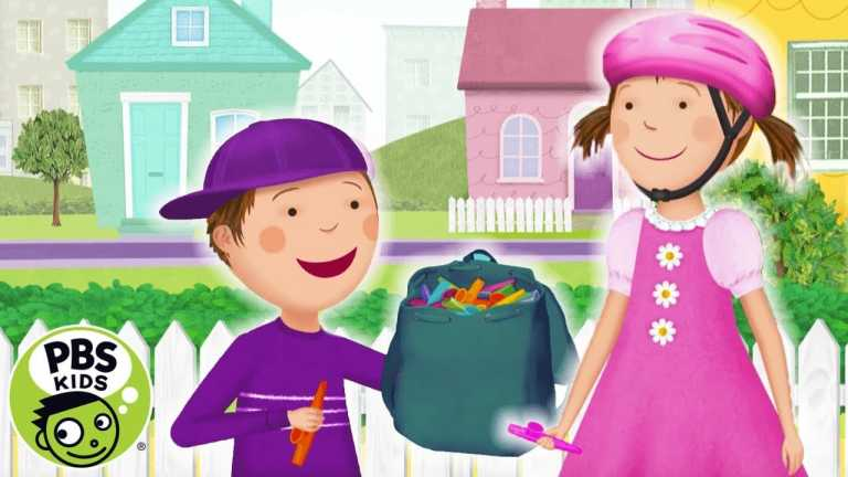 Pinkalicious & Peterrific   A Bag of Magic Kazoos!   PBS KIDS