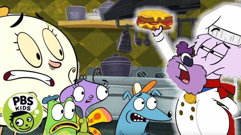 Let's Go Luna | The Perfect Grilled Cheese? | PBS KIDS