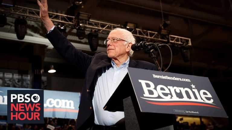 Sanders disavows attacks on culinary union, saying internet is a 'strange world'