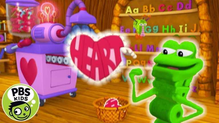 Word World   Valentine Making Machine!   PBS KIDS