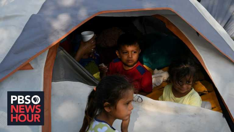 What's happening to U.S. asylum seekers forced to wait in Mexico