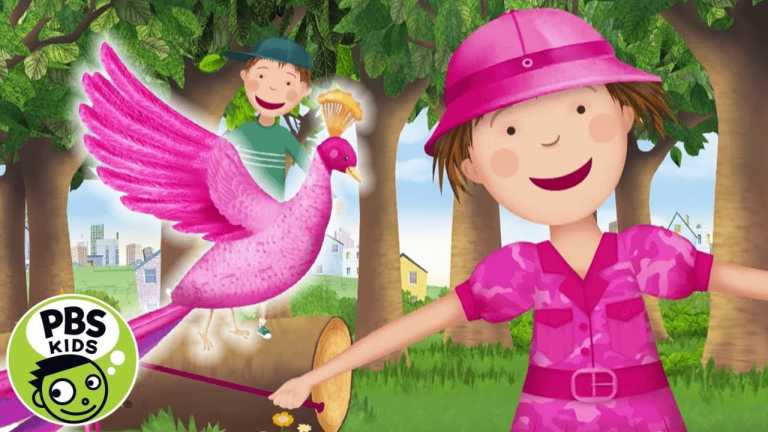 Pinkalicious & Peterrific | Finding the Magic Song Bird! | PBS KIDS