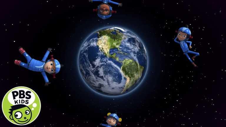 Ready Jet Go! | Mom Sings Tiny Blue Dot! | PBS KIDS