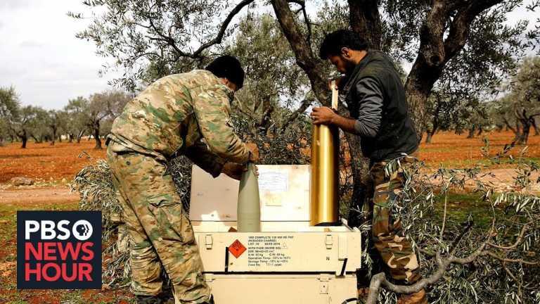 News Wrap: Turkey says 29 soldiers killed in Syrian airstrike on Idlib