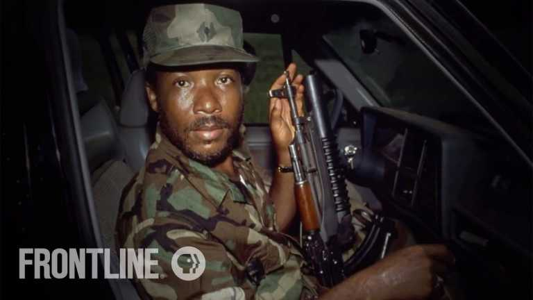 Firestone and the Warlord | Trailer | FRONTLINE