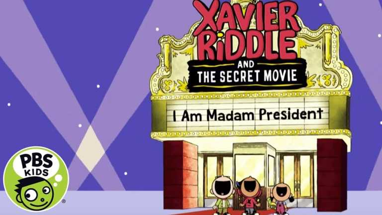 Xavier Riddle and the Secret Movie | I Am Madam President Premiering Monday! | PBS KIDS