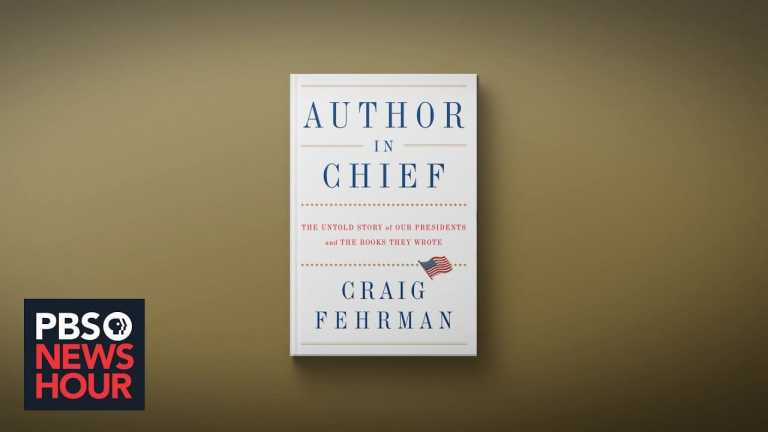 The long history of presidents as authors