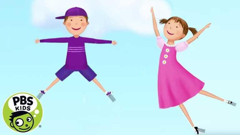 Pinkalicious & Peterrific | Pinkalicious Loves to Jump! | PBS KIDS