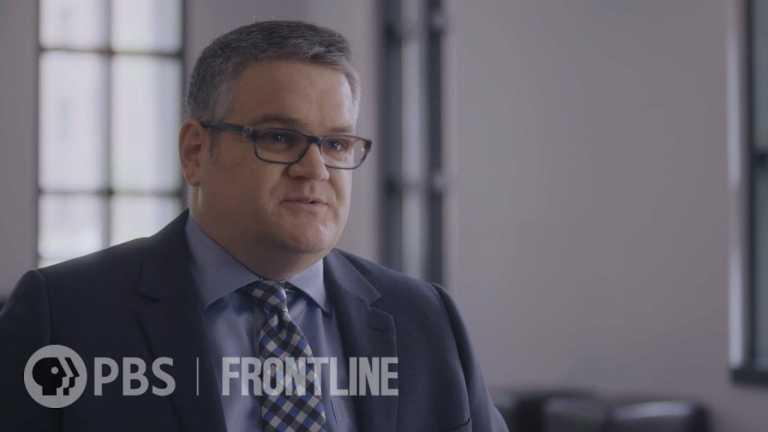Amazon Empire: James Thomson Interview | FRONTLINE