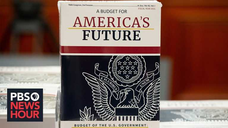 What Trump's proposed 2021 budget says about his policy priorities