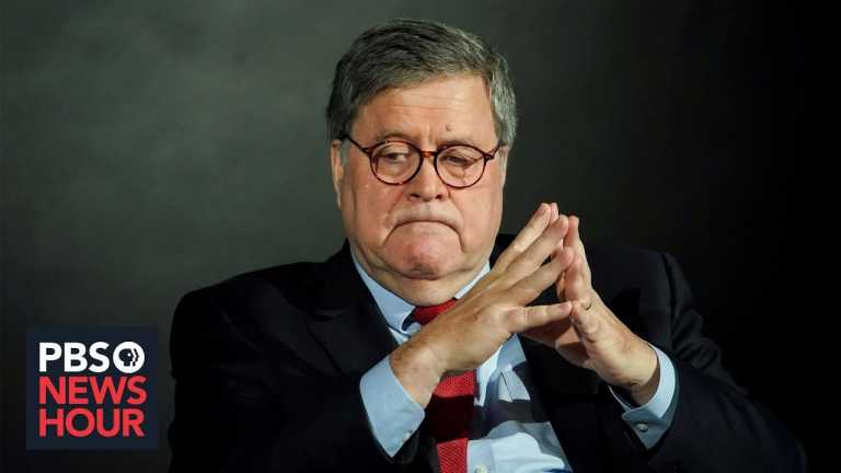 News Wrap: Barr decries public criticism of Roger Stone case