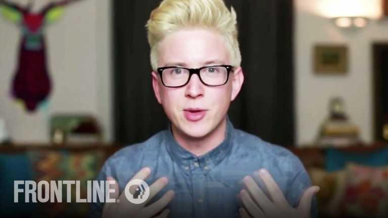 Tyler Oakley: Birth of a YouTube Superstar | FRONTLINE