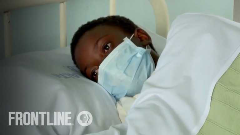 Inside the Epicenter of the TB Crisis   FRONTLINE