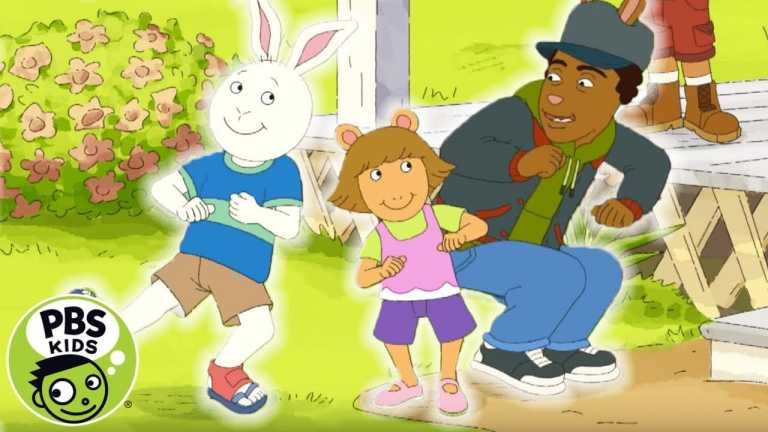 Arthur | That's What Makes You Family! | PBS KIDS