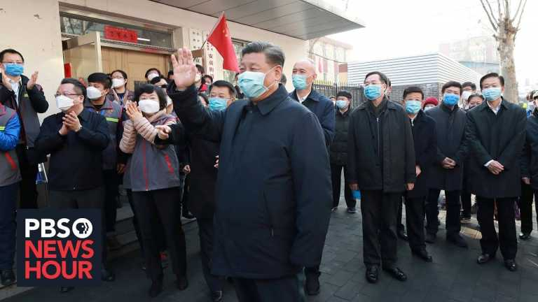 In China, political fallout from novel coronavirus outbreak continues