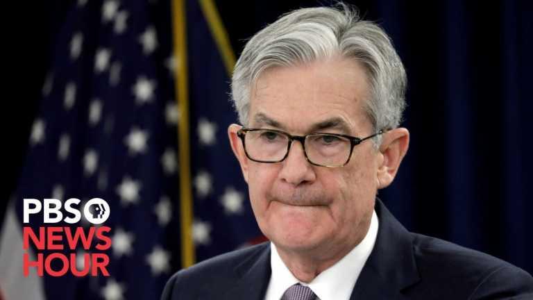 WATCH LIVE: Federal Reserve Chair Powell testifies on economy, new coronavirus