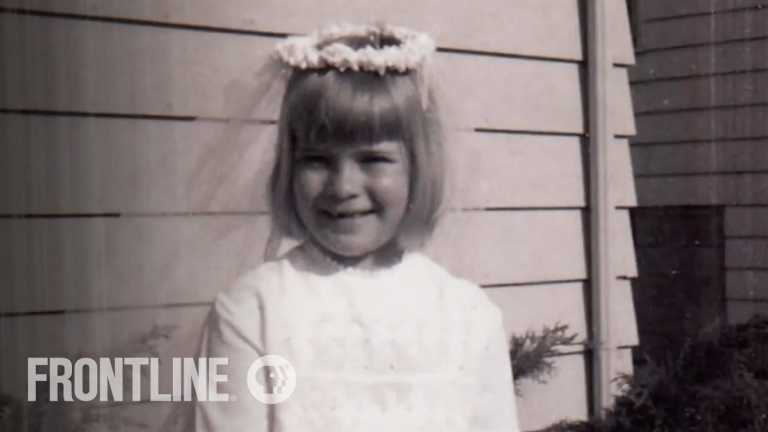 SECRETS OF THE VATICAN   An Abuse Victim Shares Her Story   FRONTLINE