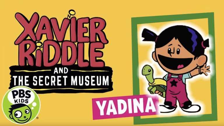 Xavier Riddle and The Secret Museum   Meet Yadina!   PBS KIDS