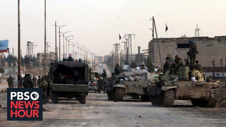 News Wrap: Syria's Assad vows to continue retaking territory, despite Turkish opposition