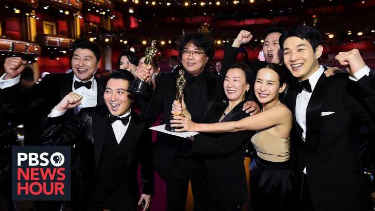 What best picture Oscar for 'Parasite' means for foreign films