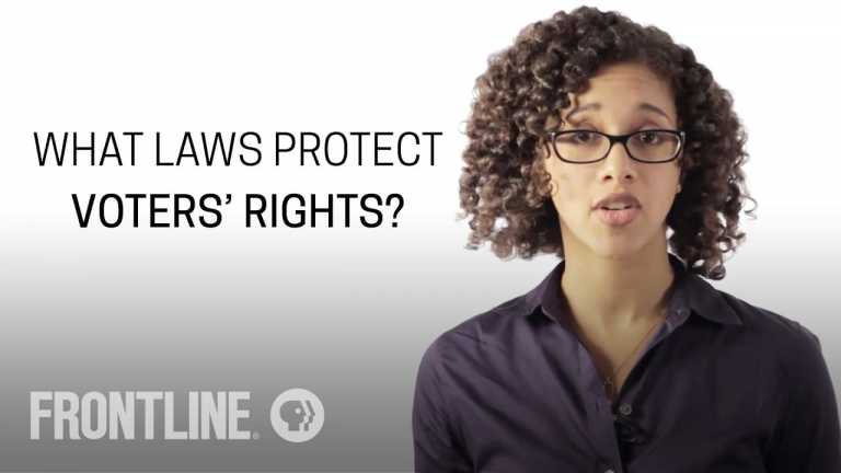 How Many States Have Reversed Civil Rights Laws? FRONTLINE Answers Your Questions