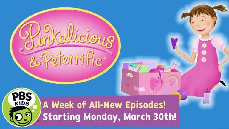 Pinkalicious and Peteriffic   Taking Creativity to the Next Level with All NEW Episodes!   PBS KIDS