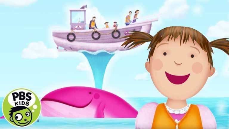 Pinkalicious and Peterrific | 🐳Whale Watching Fun! | PBS KIDS