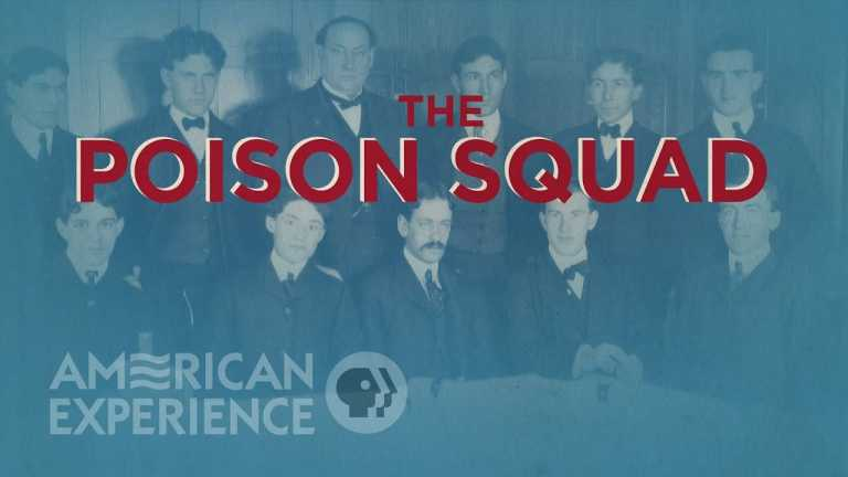 The Volunteers | The Poison Squad | American Experience | PBS