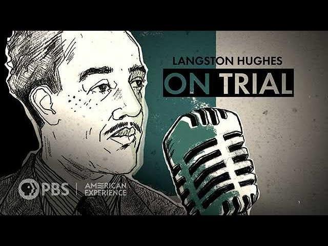 Langston Hughes on Trial   McCarthy   American Experience   PBS