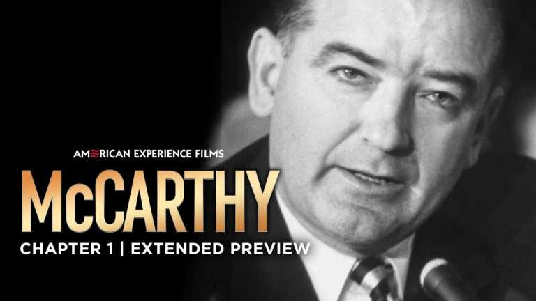 Chapter 1 | McCarthy | American Experience | PBS