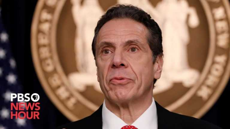 WATCH LIVE: New York Gov. Andrew Cuomo gives coronavirus update — March 31, 2020