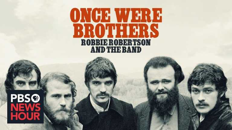 Robbie Robertson on building The Band