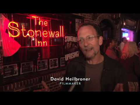 Premiere of Stonewall Uprising in New York City