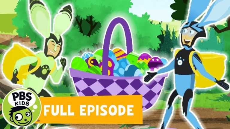 Wild Kratts FULL EPISODES! | In Search of the Easter Bunny | PBS KIDS