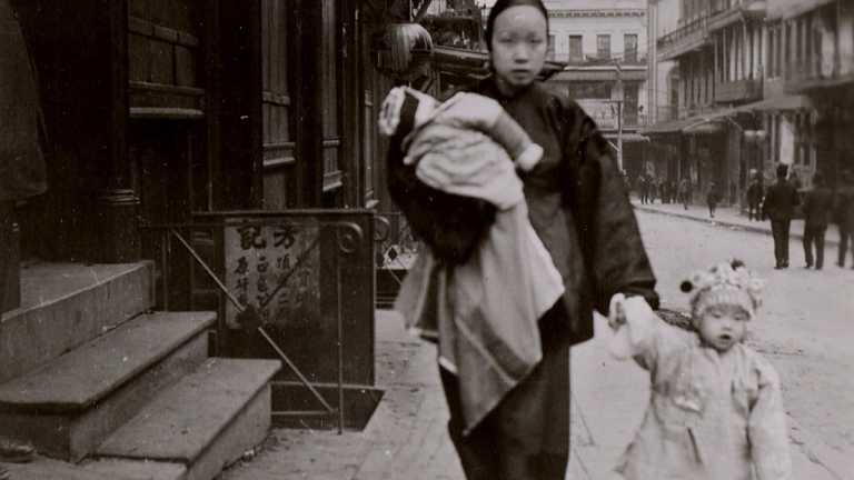 Promo   The Chinese Exclusion Act