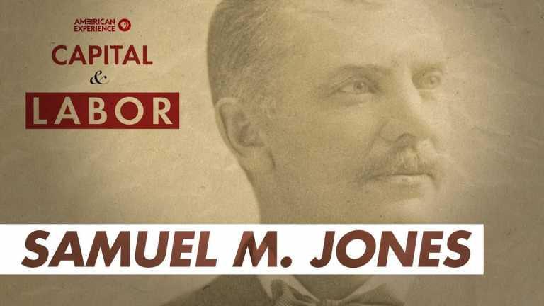 Golden Rule Jones | Capital & Labor