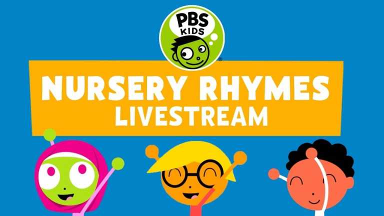 ♫ Nursery Rhymes ♫   LIVESTREAM ALL DAY!   PBS KIDS
