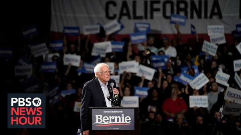 California will award 10 percent of all Democratic delegates. How are voters deciding?