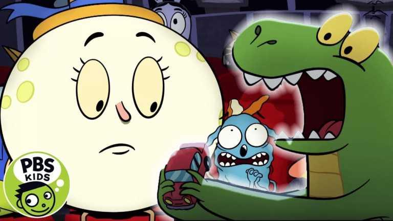 Let's Go Luna | Lizardzilla the Movie! | PBS KIDS