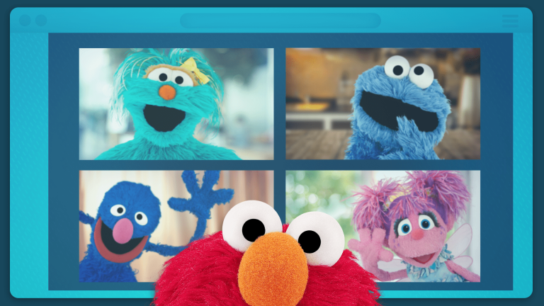 Primetime Special 'Sesame Street: Elmo's Playdate' to Offer Families Connection in Challenging Times
