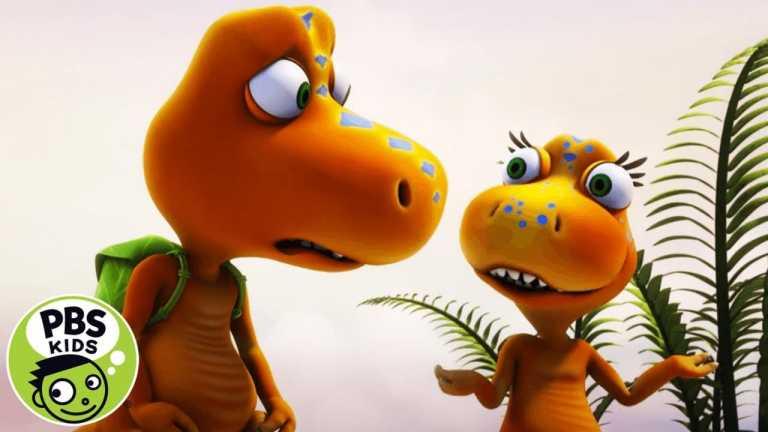 Dinosaur Train   Buddy Misses His Family!   PBS KIDS