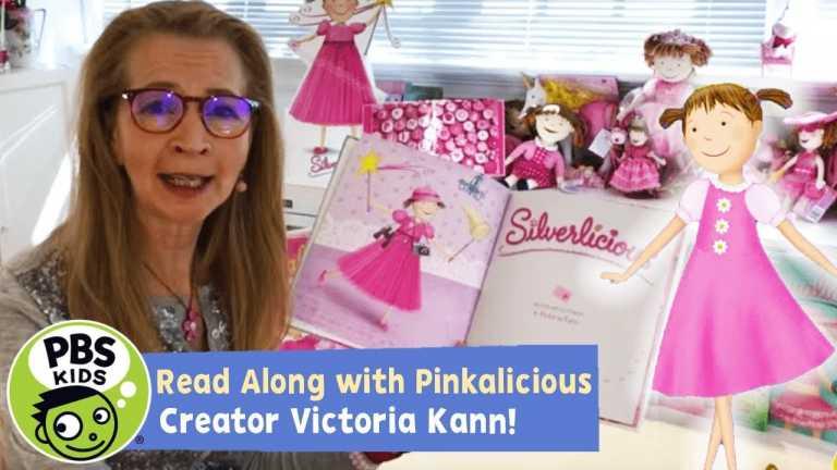 Silverlicious   Pinkalicious READ ALONG!   PBS KIDS